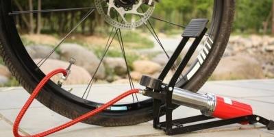 山地车要设定正确的胎压,日常骑行更顺畅!