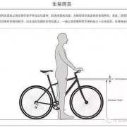 自行车车架尺寸该如何选择?