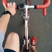 公路车日常骑行训练日行160公里不是梦