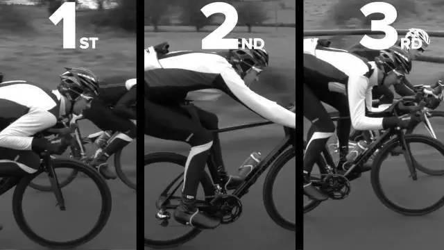 实验数据告诉你,哪种下坡姿势最有效率