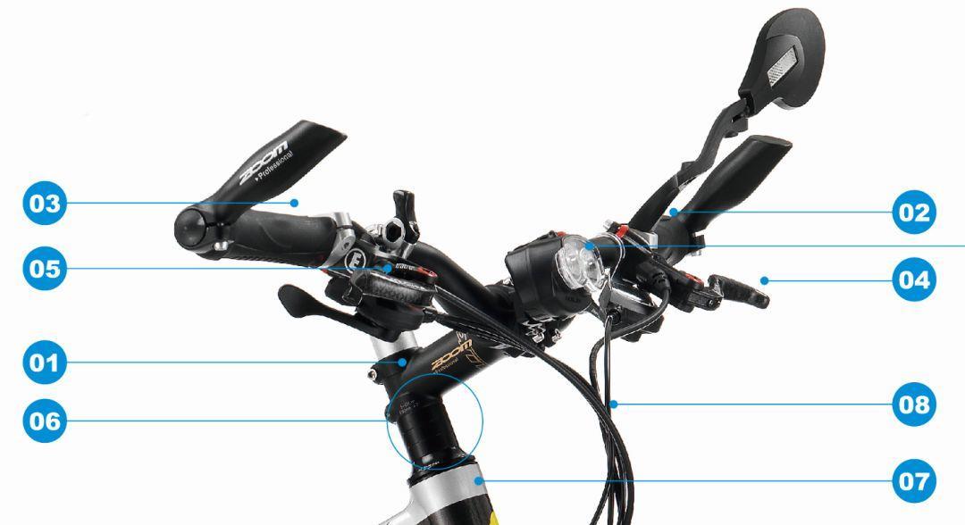 了解自行车部件,收藏这一篇文章就够了